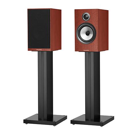 Полочная акустика B&W 706 S2 Rosenut (уценённый товар)