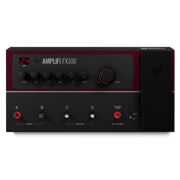 Гитарный процессор Line 6 AMPLIFi FX100 zoom g5n black процессор эффектов для электрогитары
