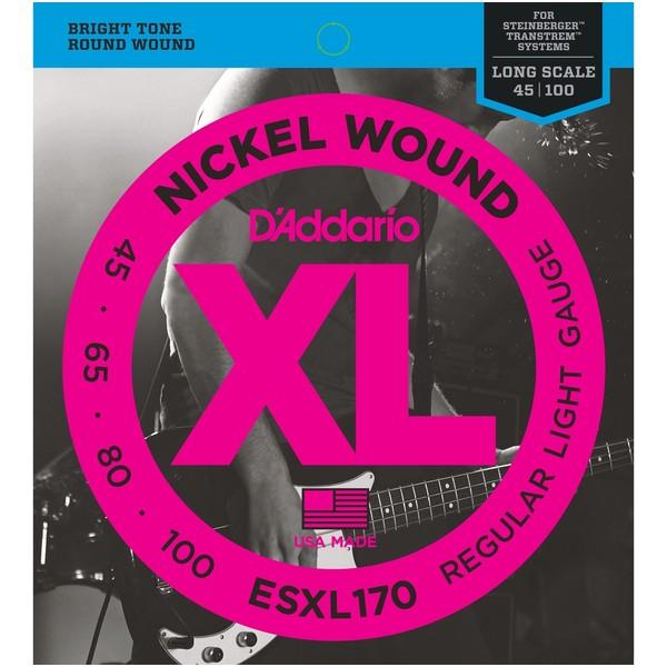 Гитарные струны DAddario ESXL170 (для бас-гитары)