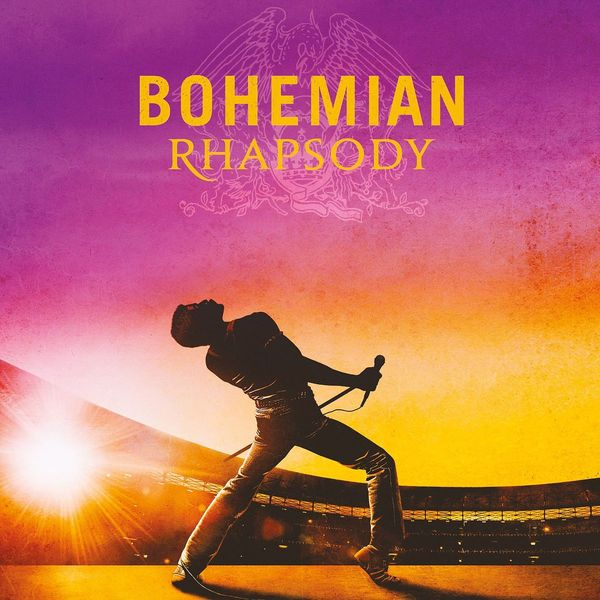 Саундтрек - Bohemian Rhapsody (queen) (2 LP)
