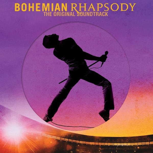 Саундтрек Саундтрек - Bohemian Rhapsody (queen) (2 Lp, Picture) саундтрек саундтрек spider man into the spider verse 2 lp picture