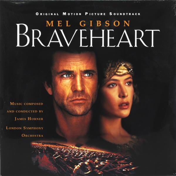 Саундтрек - Braveheart (2 LP)