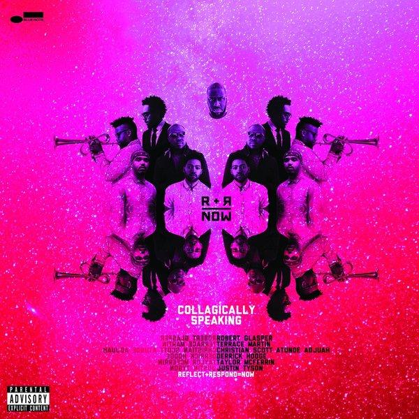R+r=now R+r=now - Collagically Speaking (2 LP)