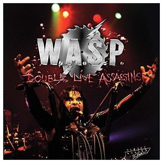 W..p. - Double Live Assassins (2 LP)