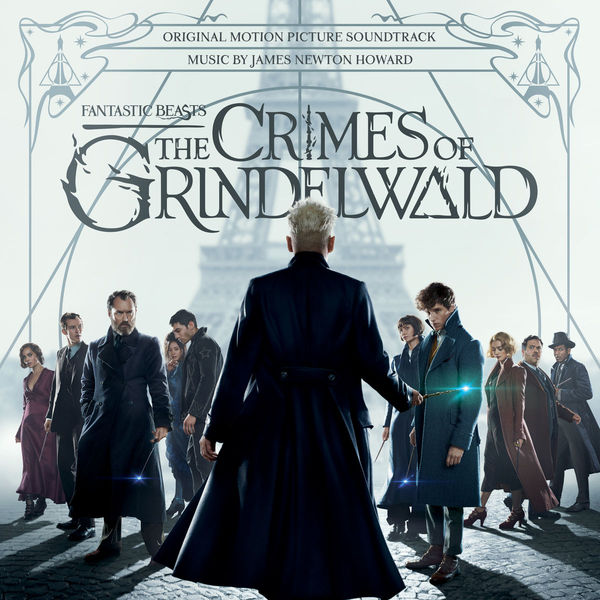 Саундтрек Саундтрек - Fantastic Beasts: The Crimes Of Grindelwald (2 Lp, 180 Gr) саундтрек саундтрек spider man into the spider verse 2 lp picture