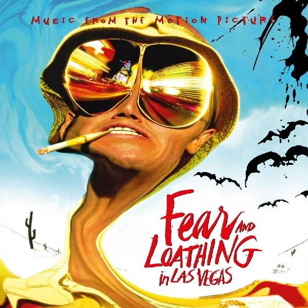 Саундтрек - Fear And Loathing In Las Vegas (2 LP)
