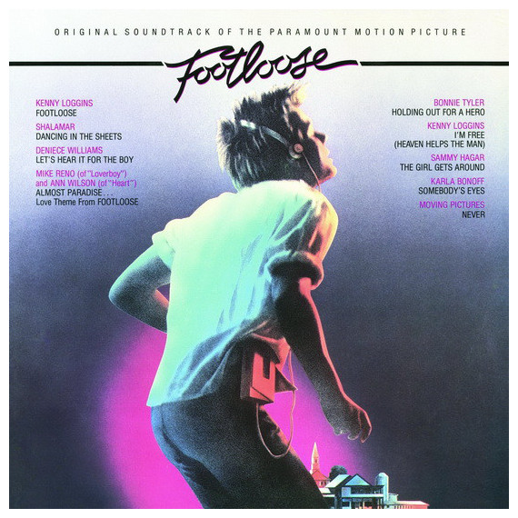 Саундтрек - Footloose (180 Gr)