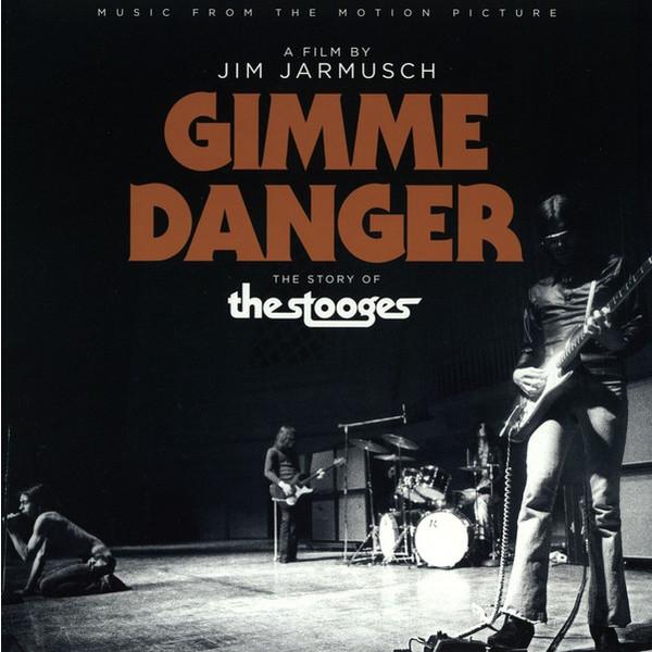 Саундтрек - Gimme Danger The Story Of Stooges (180 Gr)