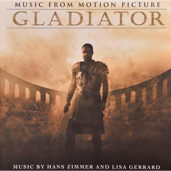 Саундтрек - Gladiator (2 LP)