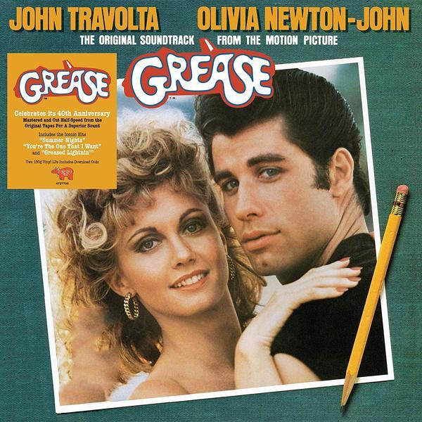 Саундтрек Саундтрек - Grease (2 LP) саундтрек саундтрек trainspotting 2 2 lp