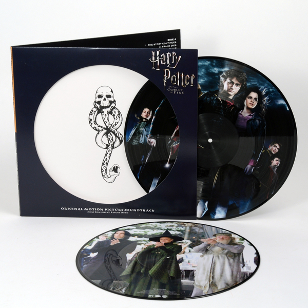 Саундтрек Саундтрек - Harry Potter And The Goblet Of Fire (2 Lp, Picture) цена