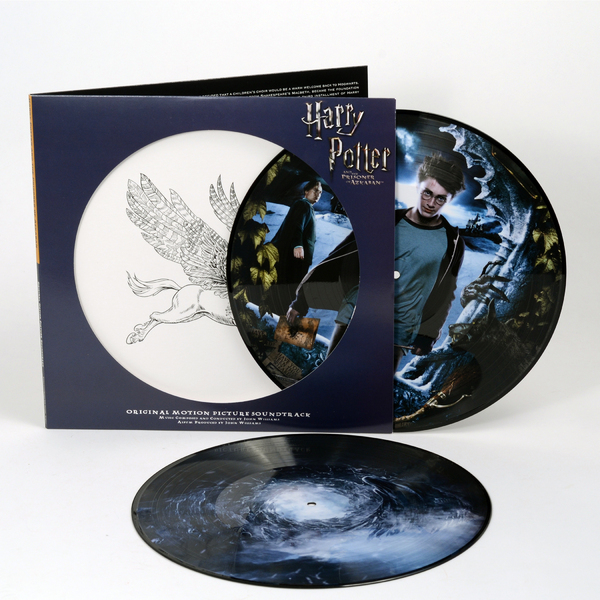 Саундтрек Саундтрек - Harry Potter And The Prisoner Of Azkaban (2 Lp, Picture) саундтрек саундтрек spider man into the spider verse 2 lp picture