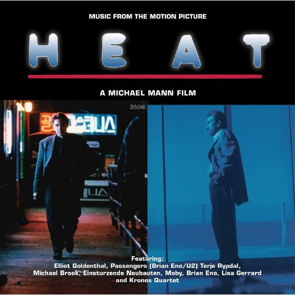 Саундтрек - Heat (colour, 2 LP)