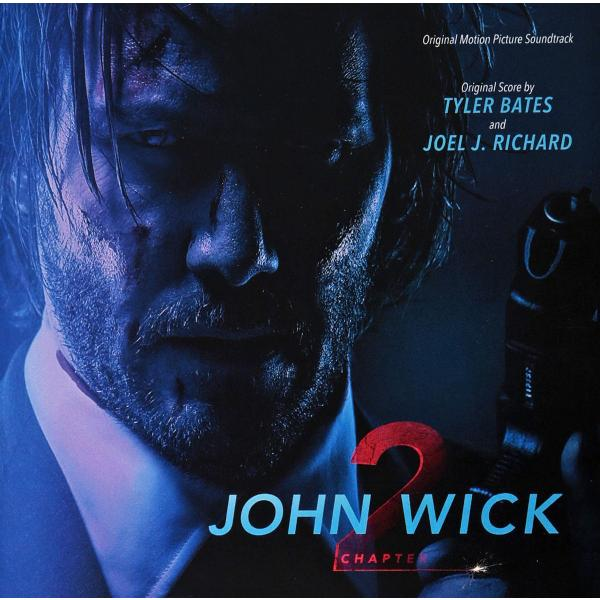 Various Artists ArtistsСаундтрек - John Wick: Chapter 2 (joel J. Richard Tyler Bates) (2 LP)