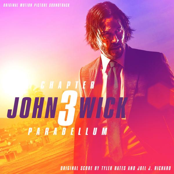 Various Artists ArtistsСаундтрек - John Wick: Chapter 3 (joel J. Richard Tyler Bates) (2 LP)