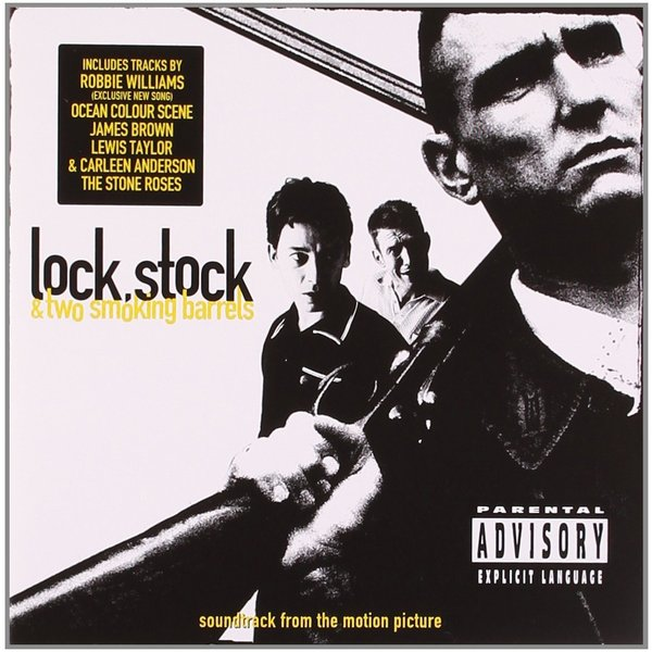 Саундтрек - Lock, Stock 2 Smoking Barrels (2 LP)