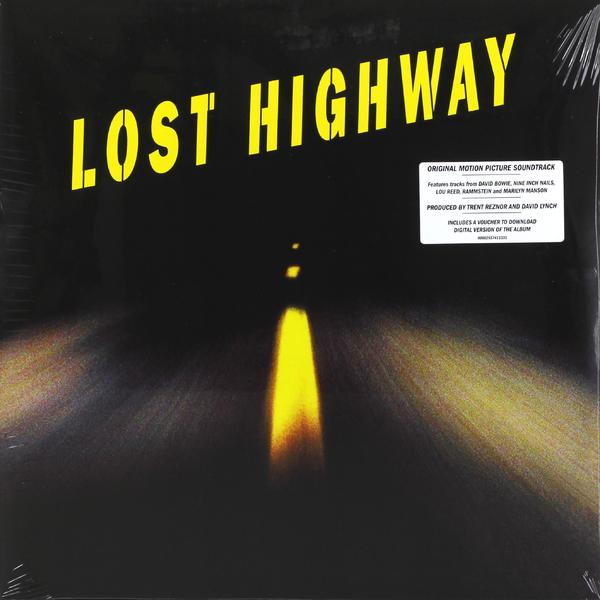 Саундтрек Саундтрек - Lost Highway (2 LP) цена