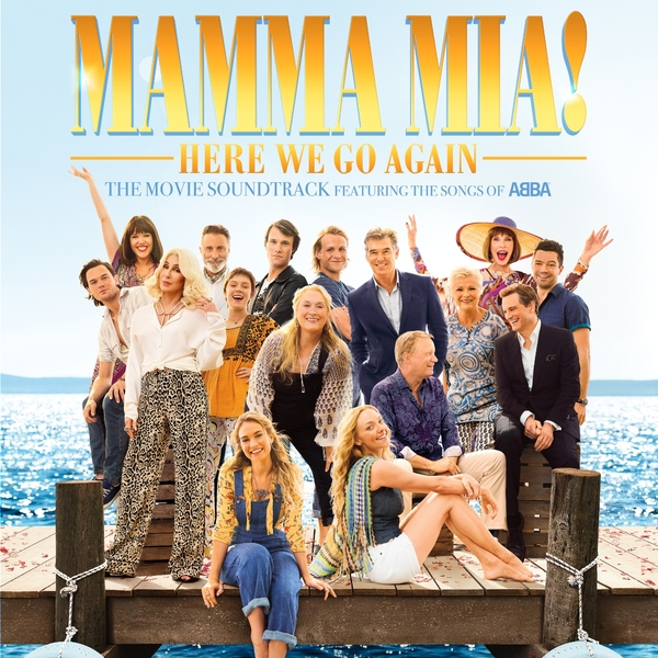 Саундтрек - Mamma Mia! Here We Go Again (2 LP)