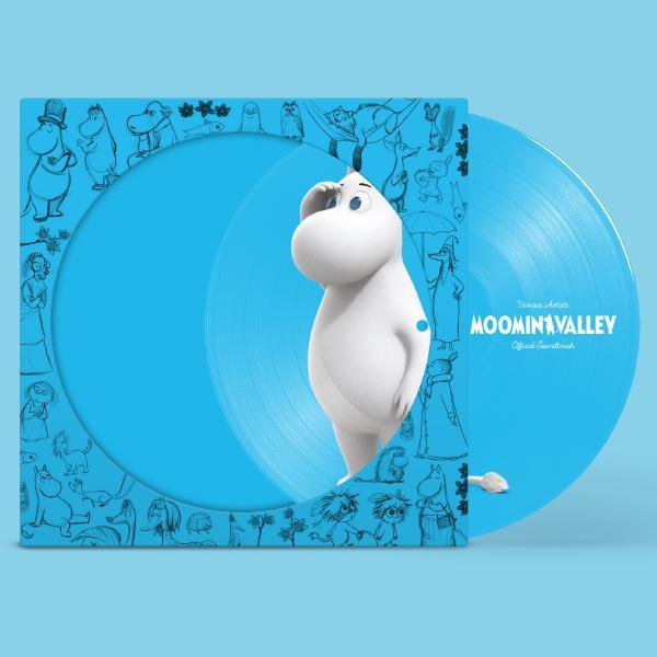 Саундтрек - Moominvalley (moomintroll)