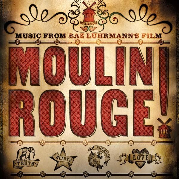 Саундтрек Саундтрек - Moulin Rouge (2 LP) саундтрек саундтрек trainspotting 2 2 lp