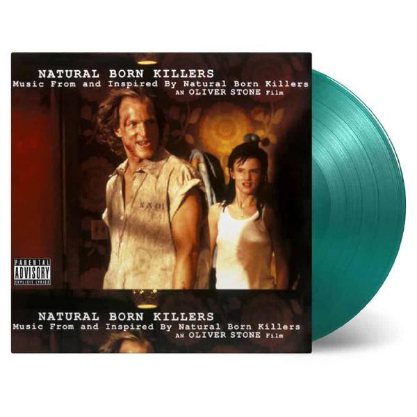 лучшая цена Саундтрек Саундтрек - Natural Born Killers (2 Lp, Colour)