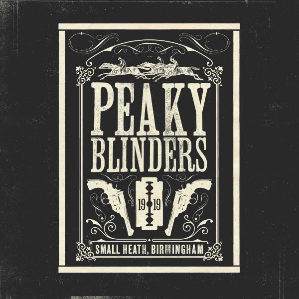 Various Artists ArtistsСаундтрек - Peaky Blinders (3 LP)