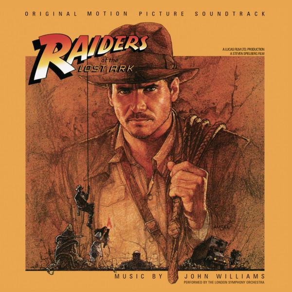 Саундтрек - Raiders Of The Lost Ark (2 LP)