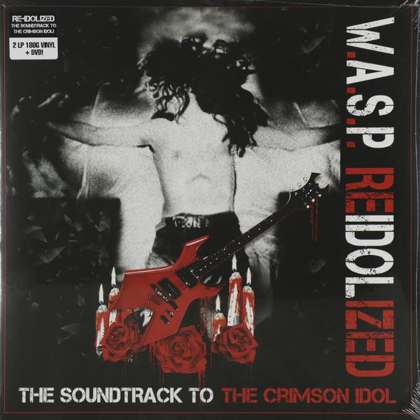 лучшая цена W.a.s.p. W.a.s.p. - Re-idolized (2 Lp 180 Gr +dvd)