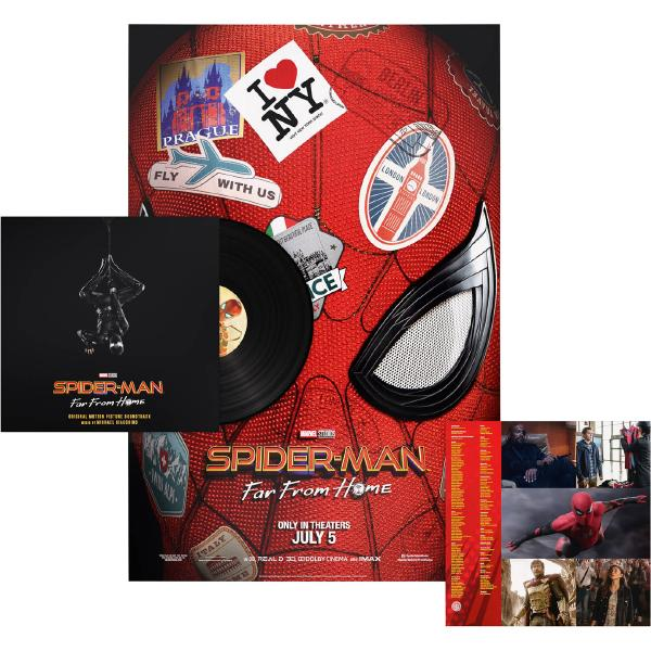 Саундтрек - Spider-man: Far From Home