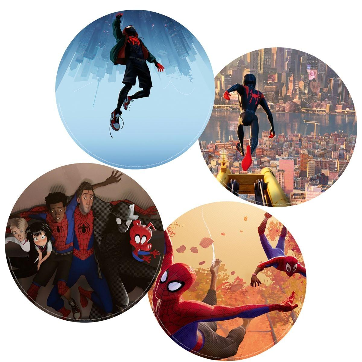 Саундтрек - Spider-man: Into The Spider-verse (2 Lp, Picture)