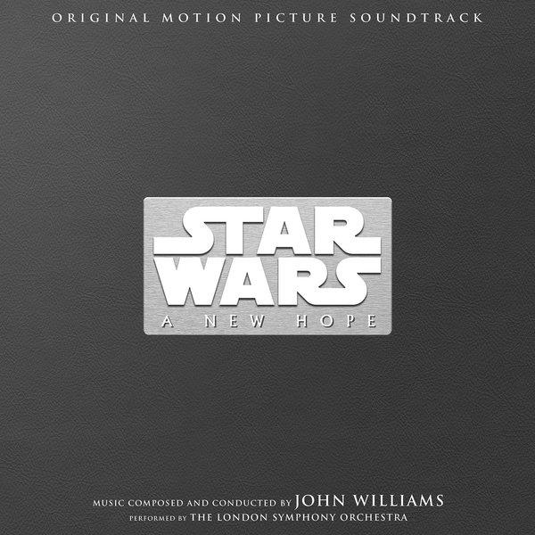 Саундтрек - Star Wars: A New Hope (3 LP)