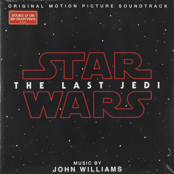 Саундтрек - Star Wars: The Last Jedi (2 Lp, 180 Gr)