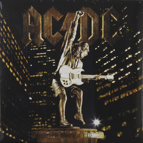 AC/DC AC/DC - Stiff Upper Lip ac dc ac dc live at river plate 3 lp