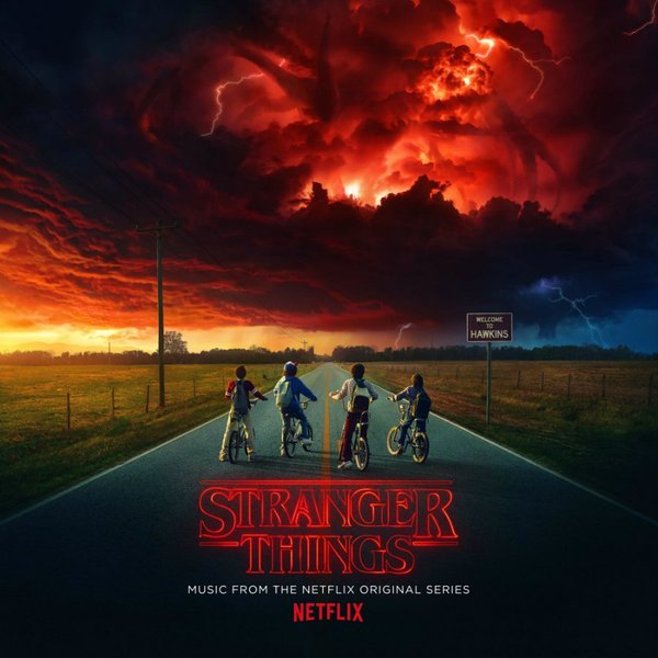 Саундтрек - Stranger Things: Music From The Netflix Original Series (2 LP)