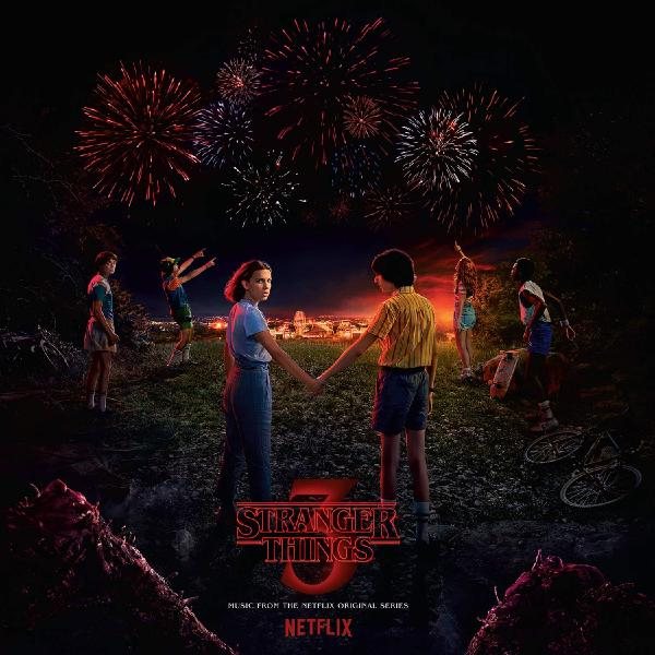 Саундтрек - Stranger Things: Soundtrack From The Netflix Original Series, Season 3 (2 Lp+7 )