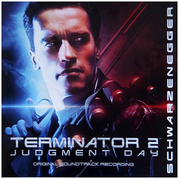 Саундтрек - Terminator 2: Judgement Day (2 LP)