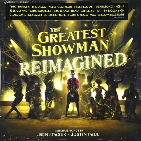 Саундтрек Саундтрек - The Greatest Showman: Reimagined knitting reimagined