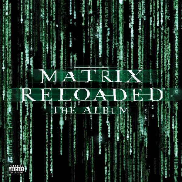 Саундтрек Саундтрек - The Matrix Reloaded (colour, 3 LP) цена и фото