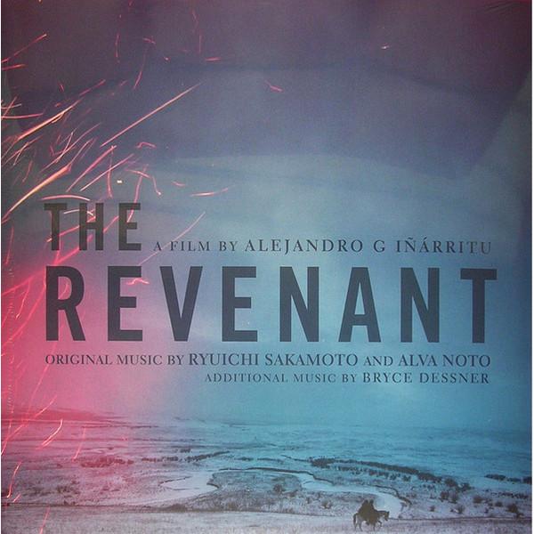 лучшая цена Саундтрек Саундтрек - The Revenant (2 LP)