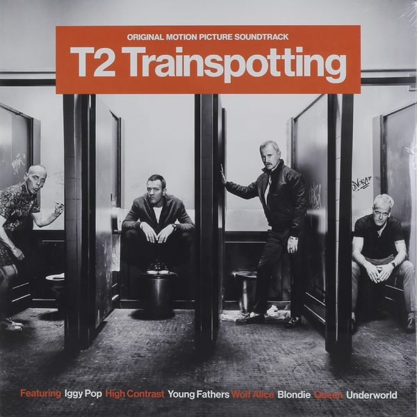 Саундтрек Саундтрек - Trainspotting 2 (2 LP) ihsahn ihsahn eremita 2 lp