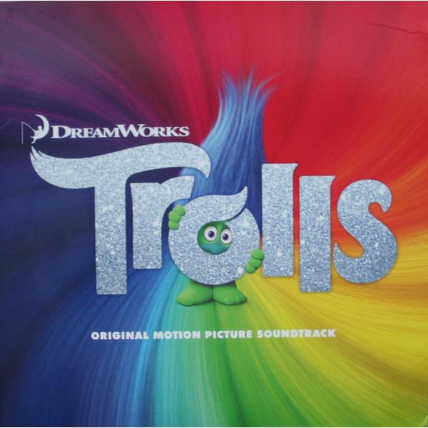 Саундтрек - Trolls