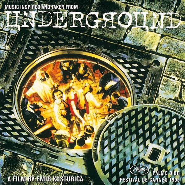 Саундтрек Саундтрек - Underground саундтрек саундтрек james bond 007 dr no