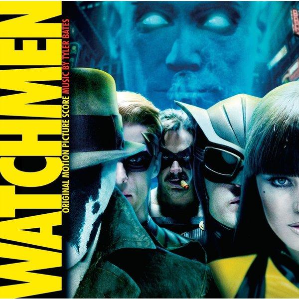 Саундтрек - Watchmen (colour)