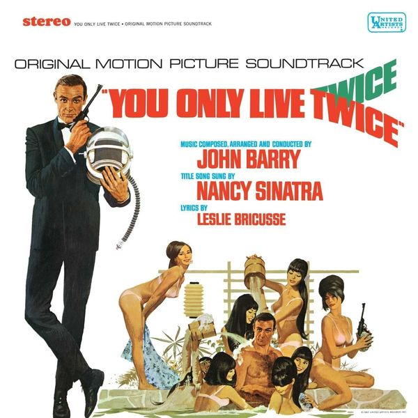 Саундтрек - You Only Live Twice