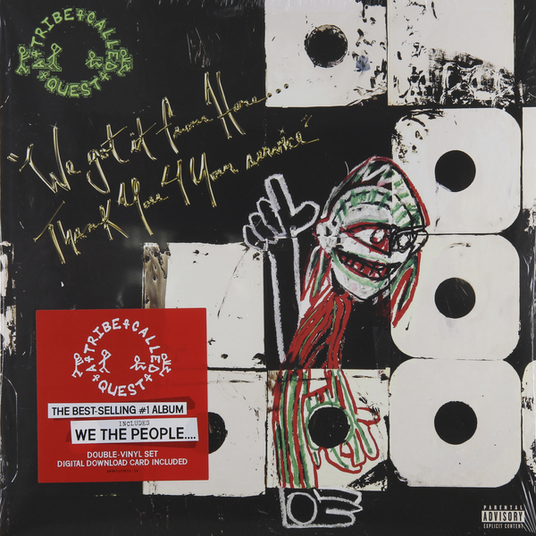 A Tribe Called Quest A Tribe Called Quest - We Got It From Here? Thank You 4 Your Service (2 LP) виниловая пластинка a tribe called quest peoples instinctive travels and the paths of rhythm 25th