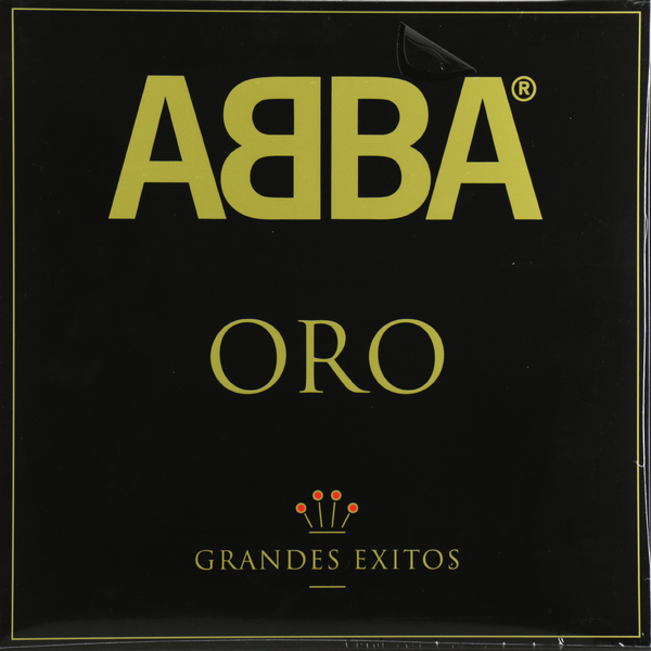 ABBA ABBA - Oro (2 LP) cd abba the visitors