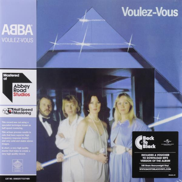 ABBA ABBA - Voulez-vous (half Speed Master) (2 LP) cd abba the visitors