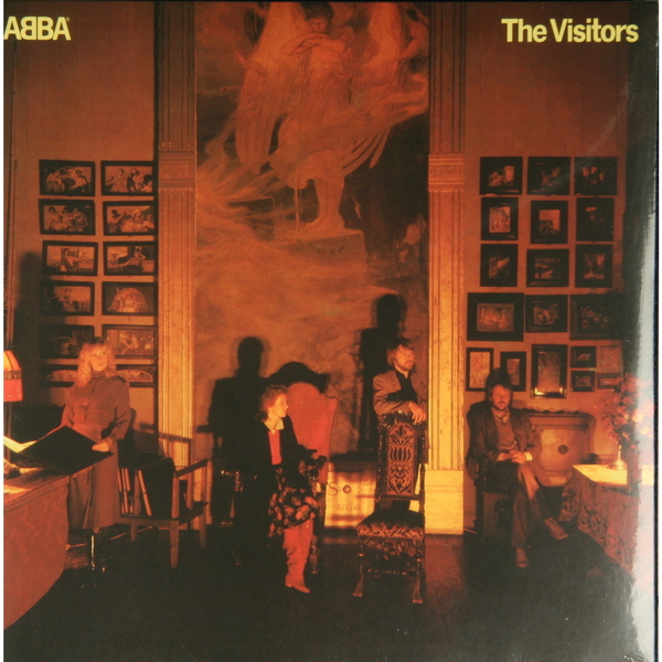 ABBA ABBA - The Visitors cd abba the visitors