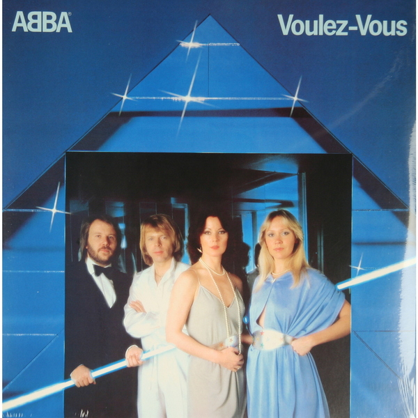 ABBA ABBA - Voulez-vous cd abba the visitors