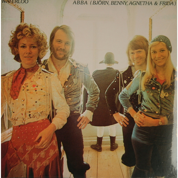 ABBA ABBA - Waterloo cd abba the visitors